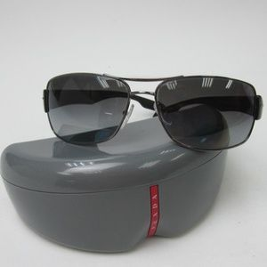 3315e25e843 Prada Linea Rossa Accessories - Prada SPS 53N 5AV-5W1 Polarized Sunglasses  OLE652